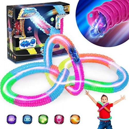 Παιχνίδι Twister Tubes Neon Glow in The Dark