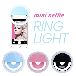 Selfie Ring Light LED για Selfie XJ-001