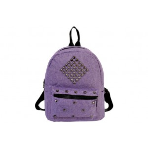 [ 126261 ] STUDDED BACKPACK