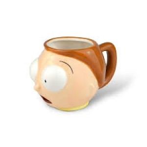 3D Κούπα - Rick and Morty mug