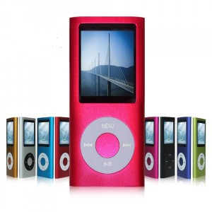 MP4 Player Audio Player, Music, Image & Video TFT 1.8 mini
