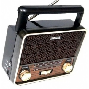 Retro radio and music player MEIER M – U128