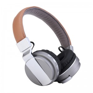 Ακουστικά Wireless Headset Metal SPORT-BEAT BT008